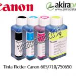 Tinta Plotter Canon 605/710/750650
