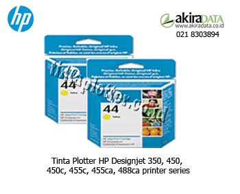 Tinta Plotter HP Designjet 350, 450, 450c, 455c, 455ca, 488ca printer series