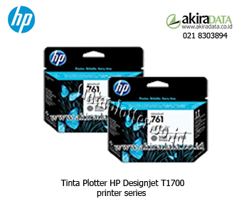 Tinta Plotter HP Designjet T1700 printer series