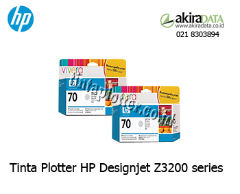 Tinta Plotter HP Designjet Z3200 series
