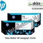 Tinta Plotter HP Designjet Z5200 series