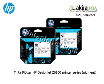Tinta Plotter HP Designjet Z6100 printer series (pigment)