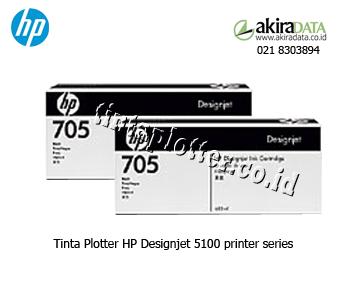 Tinta Plotter HP Designjet 5100 printer series
